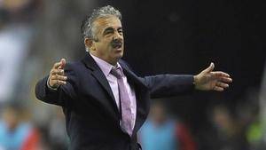 Manuel Preciado had agreed to take over at Villarreal