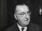 Chief Whip Roddy O'Connor of the Nationalist Party pictured on 19 February 1969.