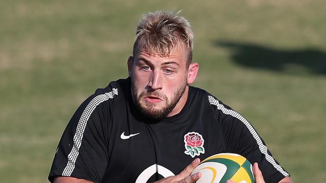 Joe Marler will start for England