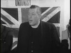 Ian Paisley pictured on 20 February 1969.