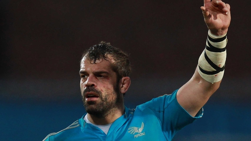Fabio Ongaro will be part of the Zebre staff