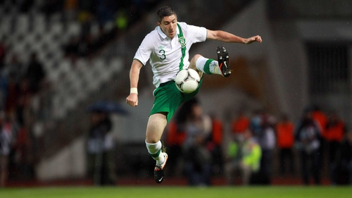 Stephen Ward: 'We are all out here to do ourselves proud and do our country proud, our families, friends, everyone back home...'