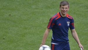Arsenal's Andrey Arshavin will be a key man for Russia