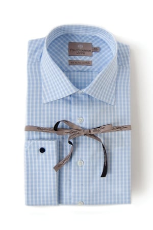 Paul Costelloe for Dunnes Stores, sea island cotton shirt €50