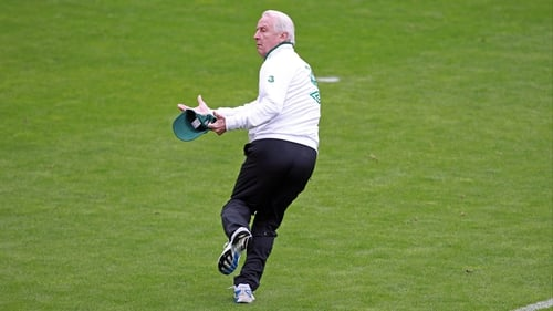Giovanni Trapattoni is hoping for a run of luck over the coming weeks
