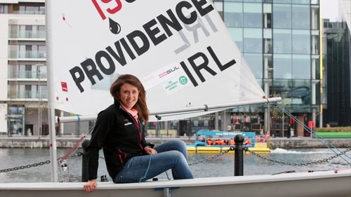 Annalise Murphy repeated her 2011 peformance by taking bronze in Weymouth