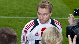 Christian Eriksen has signed for Spurs