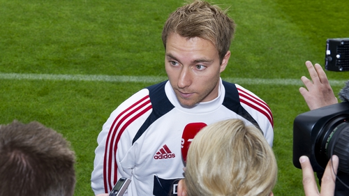 Christian Eriksen has rejected a move to Bayer Leverkusen