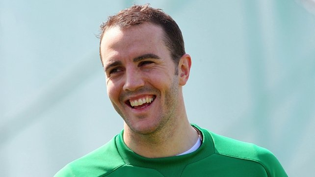 John O'Shea will captain Ireland in Belgrade
