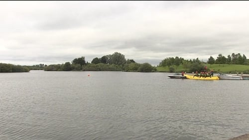 The body was discovered this morning in Craigavon lake