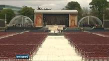 Final preparations ahead of Eucharistic Congress