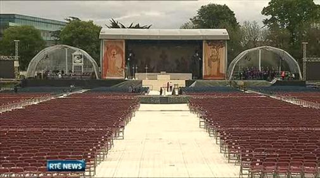 Final preparations ahead of Eucharistic Congress
