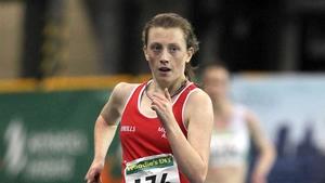 Laura Reynolds: 20km walk