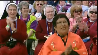 Pilgrims from across the world attend RDS event