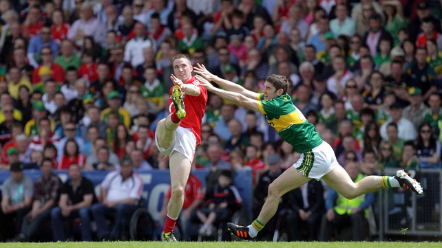 Colm O'Neill in action against Kerry last year