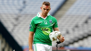 Fermanagh's Shea Curran dejected after he is sent off