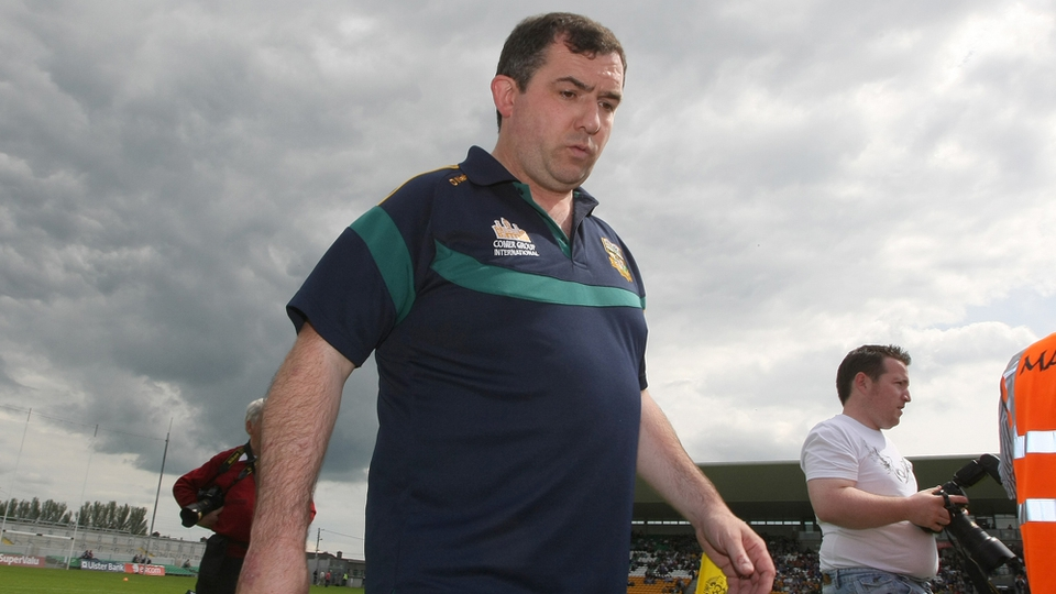 Meath manager Seamus McEnaney said his side were lucky not to lose