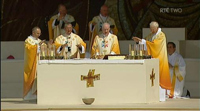 50th International Eucharistic Congress: Opening Ceremony