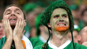 And the Irish were left to rue a lacklustre performance