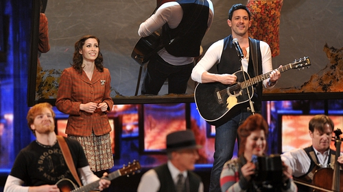 Once (Steve Kazee pictured right) - Eight awards including Best Actor in a Musical