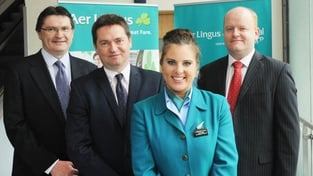 Knock to Birmingham launched by Aer Lingus Regional