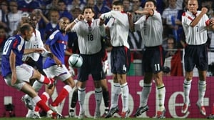 In 2004 Zinedine Zidane inspired the French to victory