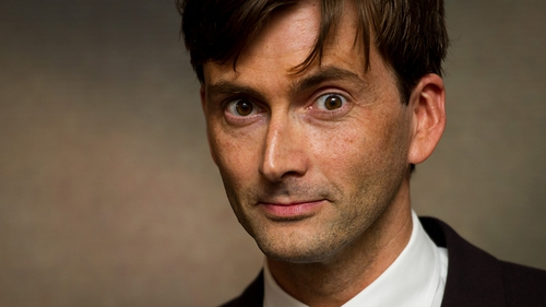 Tennant's wife pregnant