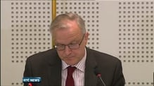 Olli Rehn still hopes to find solution to Irish bank debt issue