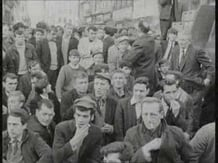 Derry Workers Civil Rights Demonstration, 19 November, 1968.