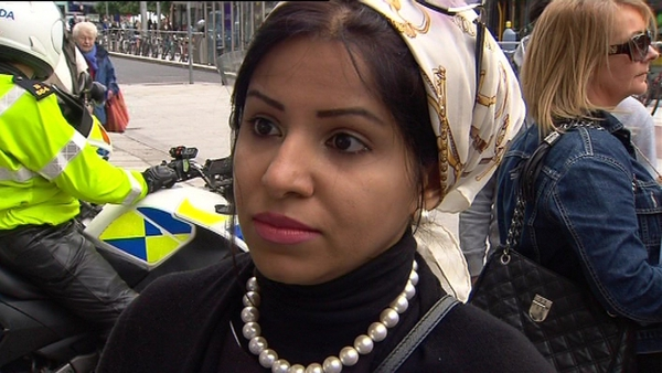 Dr Nada Dhaif is currently appealing a conviction for terrorist offences
