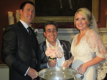 Prog 6: Denis Bastik and his fiancé Jody Hannon