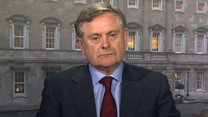 Brendan Howlin said 'quite a number' of people would be affected by the changes