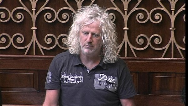 Mick Wallace says he will also be making a complaint to the Standards in Public Office Commission