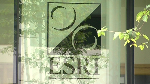 The ESRI believes unemployment will end this year at 20%