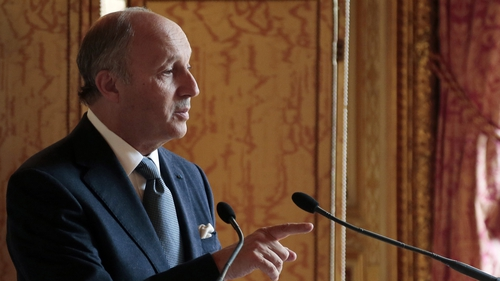 Laurent Fabius said it was important to avoid 'squeezing what remains of growth'