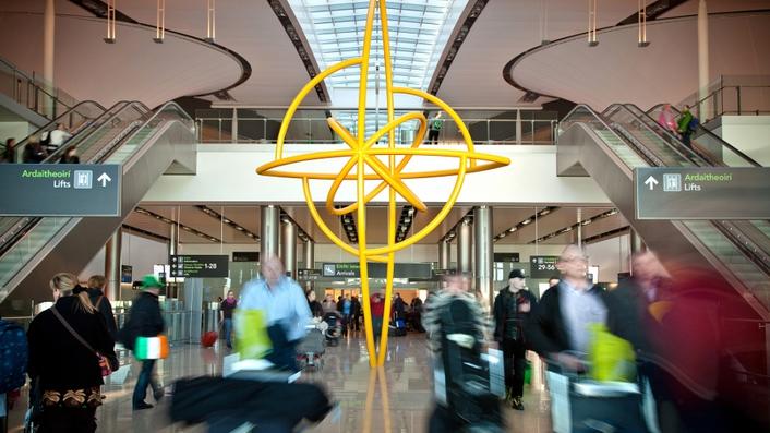 Delays at Dublin Airport immigration
