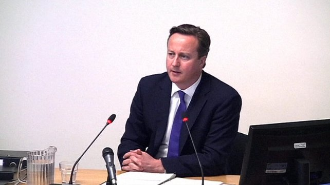 David Cameron described his close person relationship with Rebeka Brooks