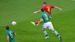 But then Torres steps up...