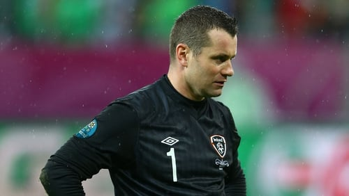 Shay Given revealed his retirement via Twitter