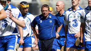 Davy Fitzgerald spent four years in charge of Waterford