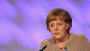 German Chancellor Angela Merkel has ruled out renegotiating Greece's bailout
