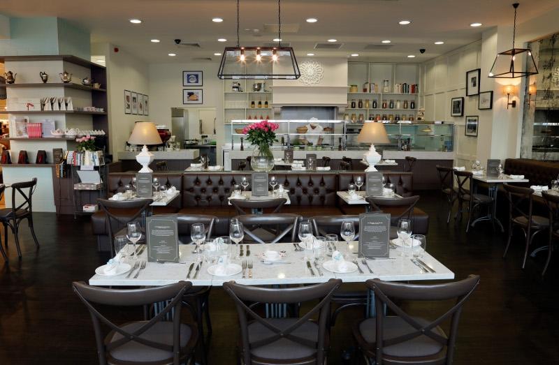 Clodagh McKenna revamps restaurant at Arnotts
