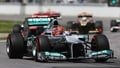 Schumacher focused on Valencia