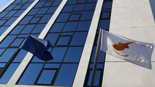 Euro zone finance ministers meet on planned bailout for Cyprus