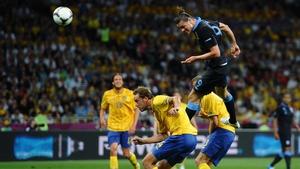 Andy Carroll will not face Ireland at Wembley