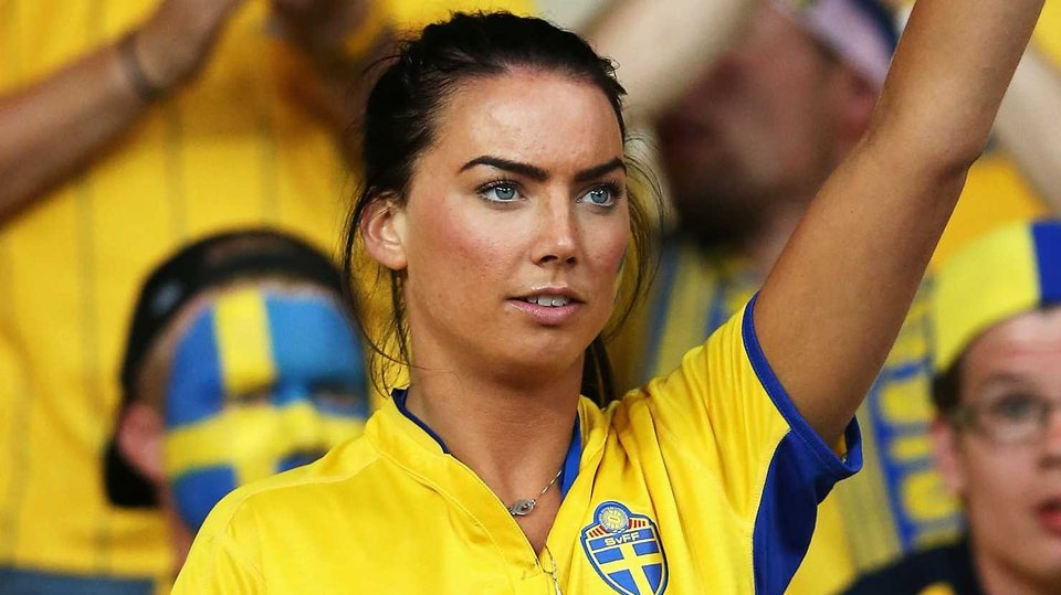 Sweden needed something from the match after losing their opener