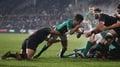 Brave Ireland lose to New Zealand
