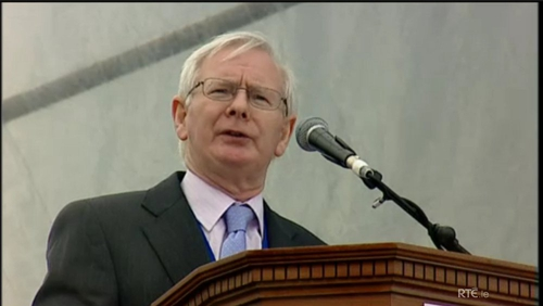 John Monaghan campaigned vigorously for governments to adopt policies which would address the roots of poverty
