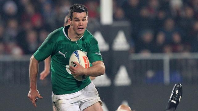 Jonathan Sexton and Ireland will have a third crack at New Zealand next Saturday in Waikato Stadium, Hamilton