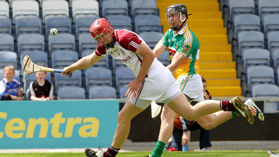 Shane Dooley's goal kept Offaly in the game